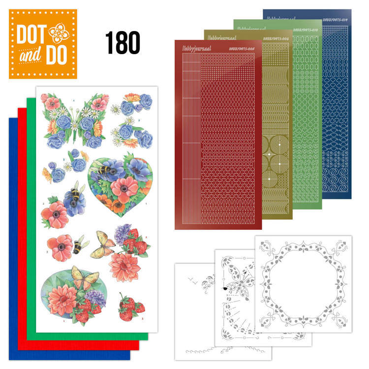 Dot and Do 180: Summer Flowers