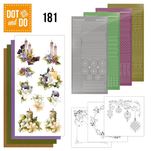 Dot and Do 181: Marieke - A Touch of Christmas - Candles