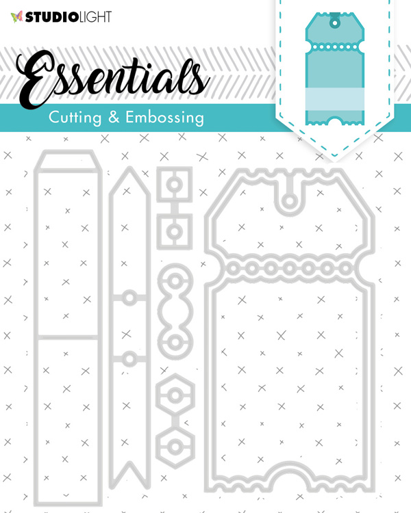 SL: Cutting and Embossing - Label