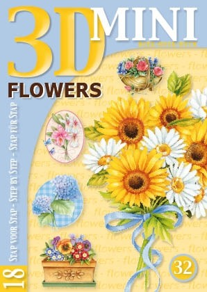SL Mini Book: Flowers