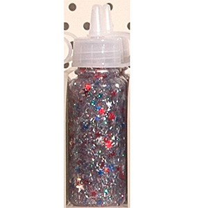 Confetti Glitter Glue: Big Midnight