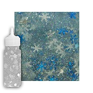 Confetti Glitter Glue: Big Snow