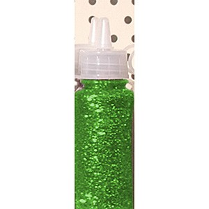 Glitter Glue 20 ml: Green
