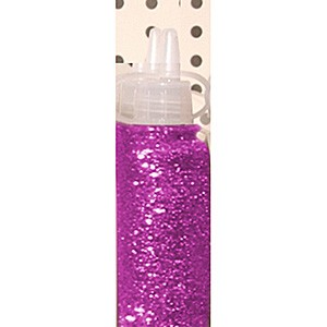 Glitter Glue 20 ml: Light Purple