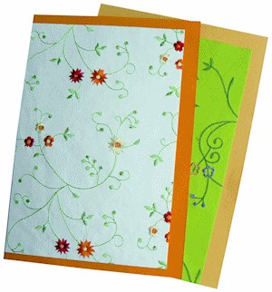 MD: Eco Friendly Paper; Spring
