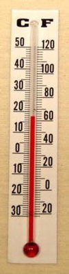 Thermometer 8 cm