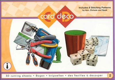 Card Deco: 2; heren