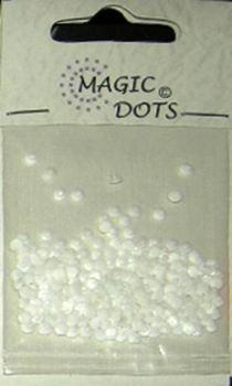 NS: Magic Dots 200 pcs; White