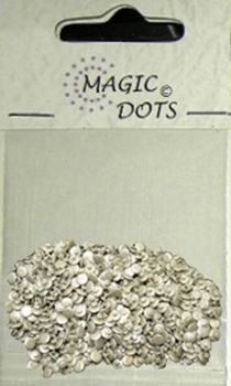 NS: Magic Dots 200 pcs; Silver