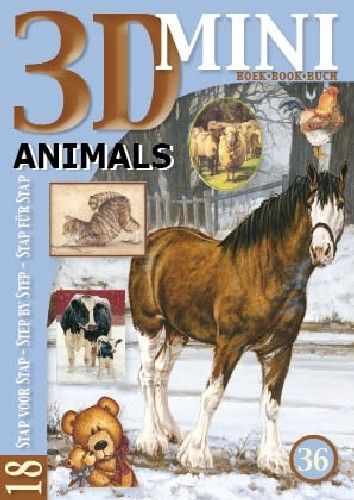 SL: Minibook; Animals