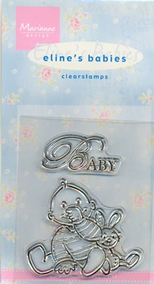 MD: Eline Clear Stamp;