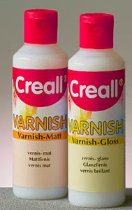 Creall: Varnish glans 80 ml