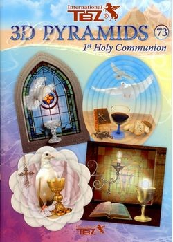 TBZ: 3D pyramids: 1st Holy Communion