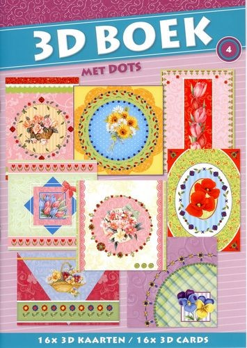 SL: Excellent 3D A4 book with dots 4