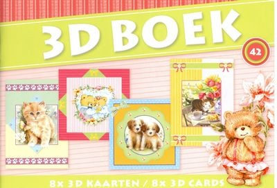 SL: Excellent 3D boek; Animals