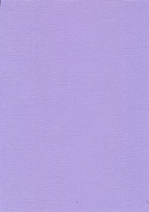 Colour Structure Paper: Lavender