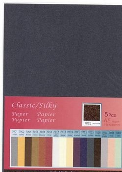 H&C: Classic-Silky Paper; Anthracite
