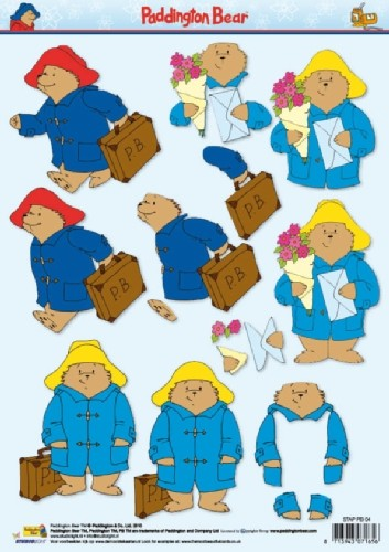 SL: Paddington Bear