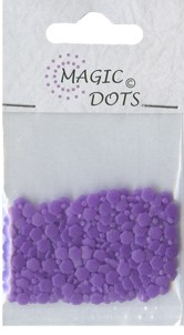 Magic Dots - Flower Purple