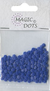 Magic Dots - Flower Blue