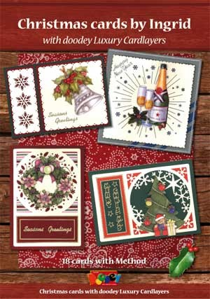 Doodey: Chrismas cards by Ingrid