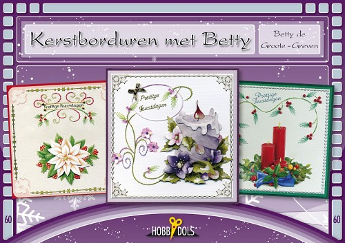 Hobbydols 60 - Kerstborduren met Betty