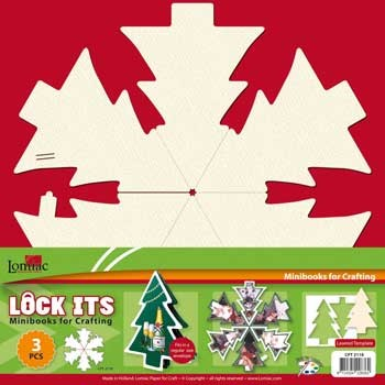 Lock-Its Card/Book: Boom 30x30 cm