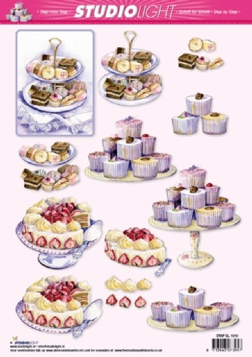 SL: Cup cakes