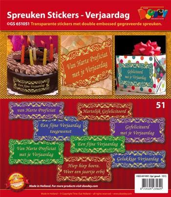 Doodey Tekst Banners Stickers Verjaardag Welkom Op De Internet