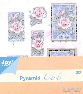 Joy: Pyramid cards Push Out