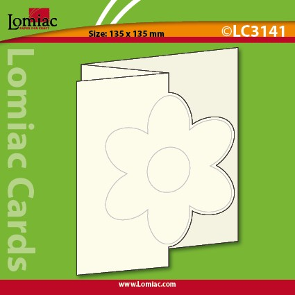 Lomiac Cards: 5 pcs square
