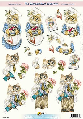 Bronwen Ross: Cats, Birthday