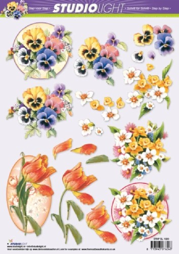 SL: Flowers - Pansy