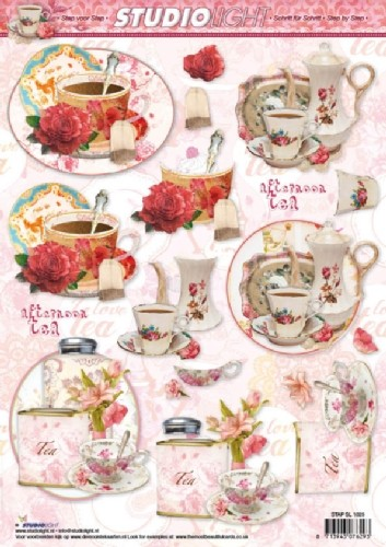 SL: Vintage - Afternoon Tea