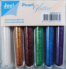 Joy: Pearl Glitter Powder set 1