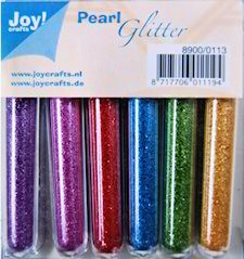Joy: Pearl Glitter Powder set 3