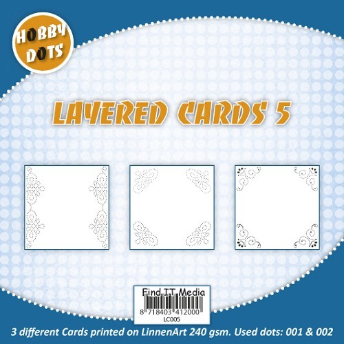 FindIt layered Cards 5
