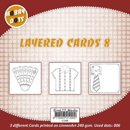 FindIt layered Cards 8