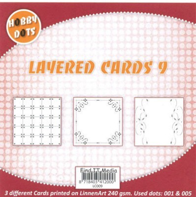 FindIt layered Cards 9