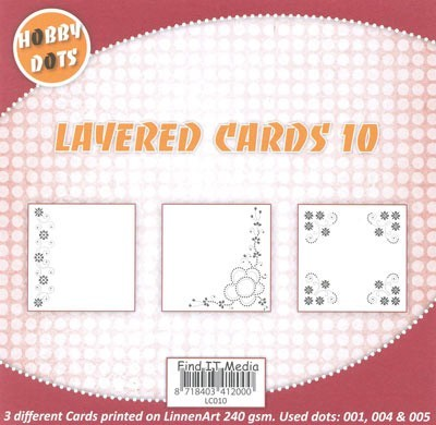 FindIt layered Cards 10