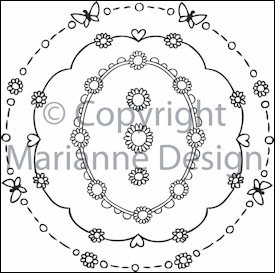 MD: Don&Daisy Clearstamp; Daisy Decorations  Circles