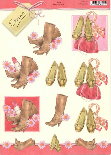 Senna: Ladies Boots & Shoes