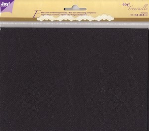 Joy! Trouvaille A5 embossing mat (2 st)
