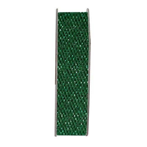 DC: Glitter ribbon; Evergreen