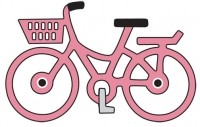 CLD: Little Pink Bycicle