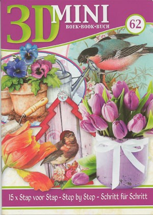 SL: Mini book; Vogels en Dieren = Birds and Animals