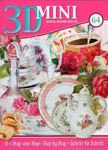 SL: Mini book; High Tea