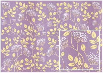 To Do Soft Paper: Lilac Berries