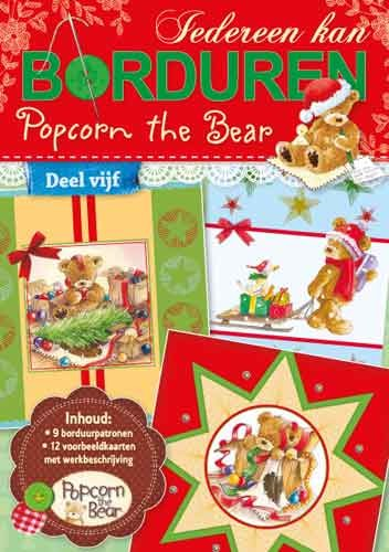 SL: Iedereen kan borduren deel 5; Popcorn the Bear
