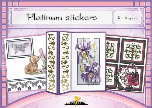 hobbydols 92: Platinum Stickers